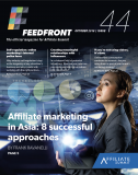 FeedFront Magazine article on increasing conversions for cross-border payments